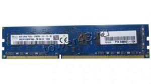 Память DDR3L 4Gb (pc-12800) 1600MHz Hynix Original 1.35v (c пониженным напряжанием) Купить