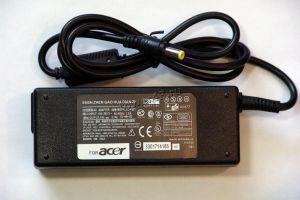 Сетевой адаптер питания для ноутбуков ACER оригинал выход 19В, 4.74A, 90Вт, 5.5мм х 1.7мм Купить