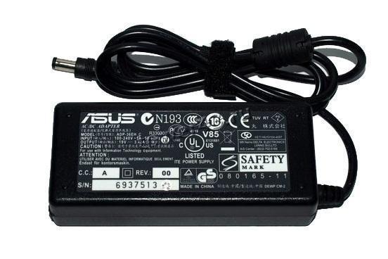 Сетевой адаптер питания для ноутбуков ASUS (оригинал) выход 19В, 3.42A, 65Вт, 5.5х2.5мм