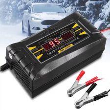 Автомобильное зарядное устройство для акб 12Ah - 100Ah 220В -> 10A SON-1210D дисплей, автомат, 3 реж Купить