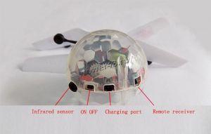 Игрушка Летающий светящийся шар с пультом ДУ (от 12 лет) Сколько стоит