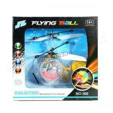 Игрушка Летающий светящийся шар с пультом ДУ (от 12 лет) Купить