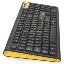 Комплект беспроводной SmartBuy SBC-23350AG-KY мультимедиа (чёрно-желтый) клавиатура +мышь Цены