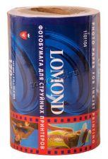 Бумага Фотобумага Lomond Premium SuperGlossy Paper (170гр, 100мм*8м., глянцевая, одностор, ролик) Купить
