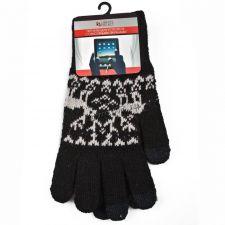 Перчатки для сенсорных экранов WSM411, с рисунком Купить
