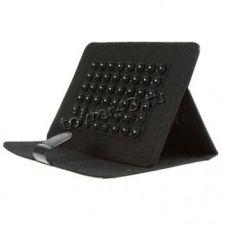 """Чехол для планшета 10"""" КНИЖКА универсальный черный на присосках с подставкой Купить"""