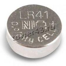 Литиевый дисковый элемент AG 03 LR41 А392 L736 Купить