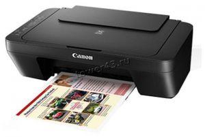 МФУ струйное Canon PIXMA MG3040S A4, 4800x1200dpi, черный (принтер /копир /сканер), WiFi Купить