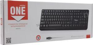 Клавиатура Smartbuy SBK-208U-K черная USB Цена