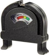 Тестер для батарей/аккумуляторов типа Button Cells/AAA/AA/C/D/E, аналоговый индикатор, черный, Hama Купить
