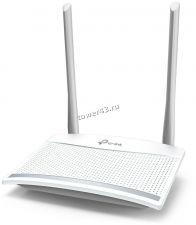 Маршрутизатор (роутер) беспроводной TP-Link TL-WR820N 802.11b/g/n, 2x100Mbit, до 300Mbit/с Купить