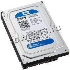 Жесткий диск 500Gb WD 5000AZLX Blue 7200rpm 32Mb cache SATA3 Купить