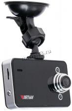 """Автомобильный видеорегистратор Artway AV-110, 1280х720 30к/сек, 120гр, LED подсветка, 2.4"""" Купить"""