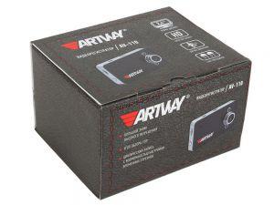 """Автомобильный видеорегистратор Artway AV-110, 1280х720 30к/сек, 120гр, LED подсветка, 2.4"""" Цены"""