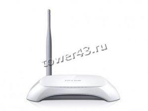 Модем ADSL TP-Link TD-W8901N ADSL2+ WiFi 802.11n Ethernet Retail Купить
