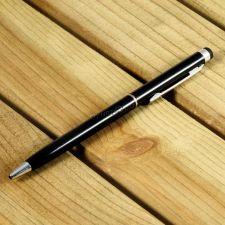 Стилус емкостной +ручка +фонарик +лазерная указка (4 в 1), батарейки 3хLR41 в комплект (цвет в асс.) Купить