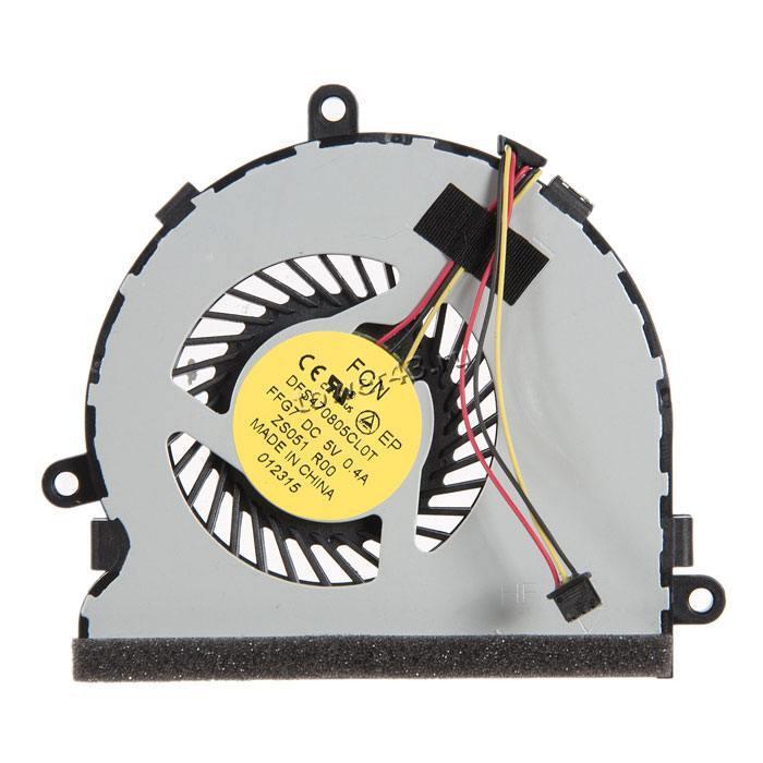 Вентилятор для ноутбука Lenovo G500 с радиатором (dfs470805cl0t)