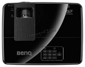 Видеопроектор BenQ MS504 DLP 3D 3000лм D-Sub до6500ч офисный 800x600 190Вт Цена