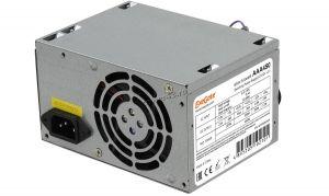 Блок питания EXEGATE 450W ATX-AA450, 8cm fan, 24+4pin, 2*SATA, 1*FDD, 2*IDE Купить