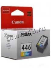 Картридж Canon CL-446 color оригинальный для Pixma MG2440/MG2540 Купить