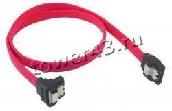 Кабель интерфейсный для Serial ATA (SATA) 50/70см с защелкой Купить