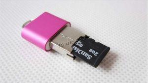 Картридер KW15D/Eltronic внешний для microSD USB2.0 Где купить