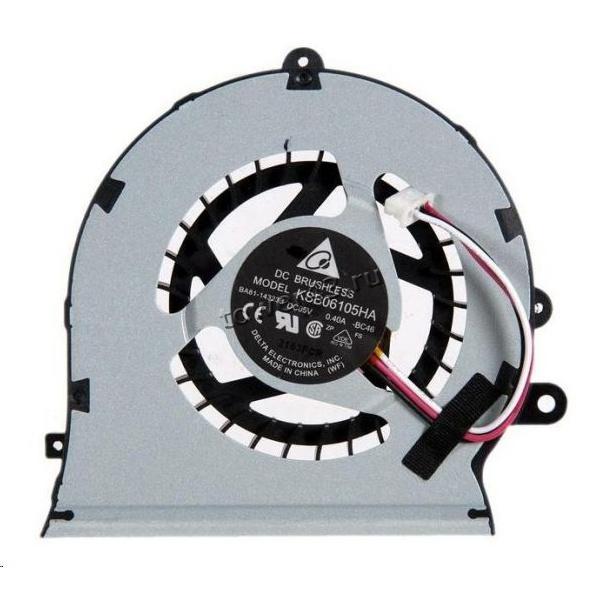Вентилятор для ноутбука Samsung NP300V3A (KSB06105HA -BC46, DFS531105MC0T FB05, BA81-14323A, BA81-1)
