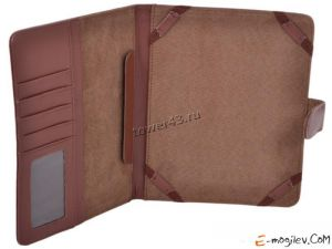 """Чехол для планшета 9,7"""" IT BAGGAGE искус. кожа коричневый ITUNI97-2 Купить"""