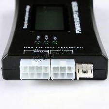 Тестер CS306 блоков питания компьютеров (проверка выходных напряжений всех разъемов), дисплей Купить