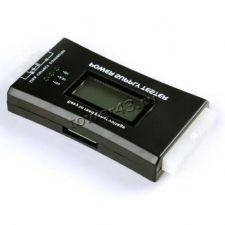 Тестер CS306 блоков питания компьютеров (проверка выходных напряжений всех разъемов), дисплей Цены