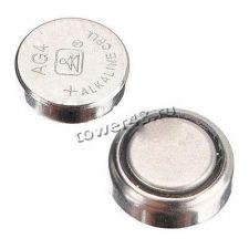 Литиевый дисковый элемент AG 04 LR626 А377 Smartbuy /Defender /Фаza Купить