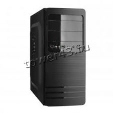 Корпус MidiTower EXEGATE AА-322/323, ATX, блок пит 500Вт, USB, Audio черный Купить
