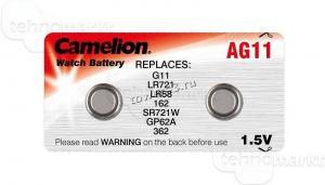 Литиевый дисковый элемент AG 11 LR721 A362 Smartbuy Купить