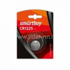 Литиевый дисковый элемент CR1225 Smartbuy Купить