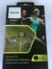 Наушники Philips SHQ2300, 10-23500Hz, 105dB, 16Ohm, вкладыши для спорта, неодимовые магниты, 1,2м Цены