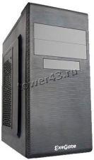 Корпус MidiTower EXEGATE UN-603, ATX, блок пит 500Вт, USB, Audio черный Купить