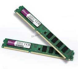 Память DDR3 4Gb (pc-10600) 1333MHz Kllisre/VIRIVI Retail Купить