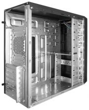 Корпус MidiTower EXEGATE AA-222, ATX, блок пит 500Вт, USB, Audio черный Цена
