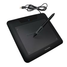 "Графический планшет HUION 680S 8"" Digital USB Professional Drawing Pen Tablet черный Купить"
