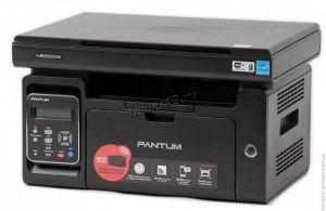 МФУ лазерное Pantum M6500W (A4, USB2.0, WiFi, принтер /копир /сканер) черный Купить