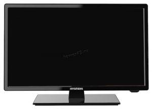 """Телевизор 19"""" LED Hyundai H-LED19R401BS2 (1366x768) HD Ready, DVB-T2,, 60Гц (чёрный) Цена"""