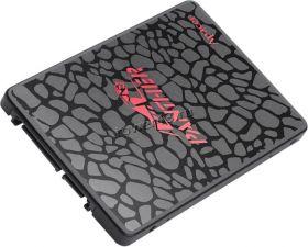 """Твердотельный накопитель 240Gb SSD 2.5"""" Apacer AP240GAS350, 450/450Мб/с, SATA3 TLC MTBF1.5M Retail Купить"""