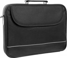"""Сумка для ноутбука 15.6"""" DEFENDER Ascetic черная, жесткий каркас, карман Купить"""