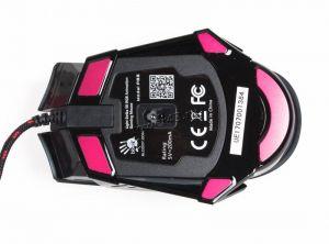 Мышь A4Tech Bloody P85 (Sport) USB, 5000 dpi, игровая, оптические кнопки и колесико, подсветка Цена