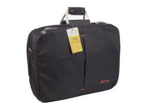 """Сумка для ноутбука 15.6"""" JET.A LB15-28 (355*90*280 мм), коричневая Купить"""