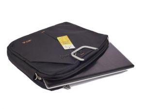 """Сумка для ноутбука 15.6"""" JET.A LB15-28 (355*90*280 мм), коричневая Цена"""