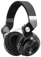 Наушники+микрофон полноразмерные Bluedio TURBINE T2+ беспров, вер.4.1, складные, 1600/40ч, D57мм +FM Купить