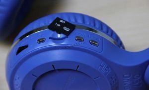 Наушники+микрофон полноразмерные Bluedio TURBINE T2+ беспров, вер.4.1, складные, 1600/40ч, D57мм +FM Цена