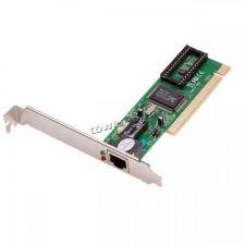 Сетевая карта Gembird NIC-R1, PCI чипсет RTL8139C 10/100 oem Купить