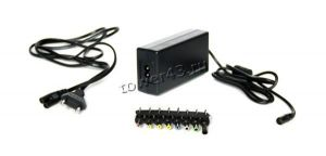 Универсальный адаптер питания для ноутбуков KS-is 50Вт Nettus (KS-179) для нетбуков от электрич.сети Цена